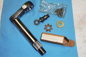 NOS steering box parts