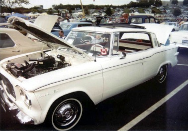 Mysteries - '61 Lark Regal hardtop