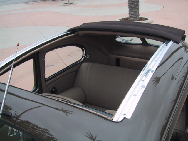 VolkswagenBeetles -- the first two pictures show a 1950 Beetle with ...